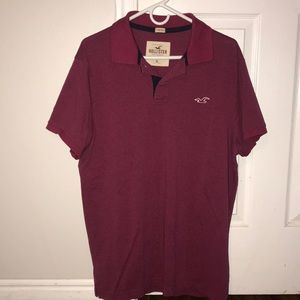 Men's XL Hollister polo